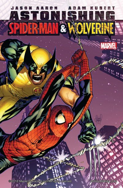 Astonishing Spider-Man & Wolverine (2012)
