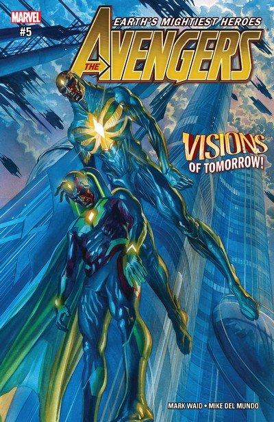 Avengers #5 (2017)