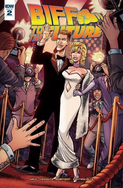 Back to the Future – Biff to the Future #2 (2017)
