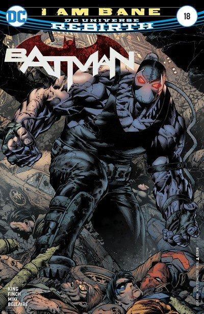 Batman #18 (2017)