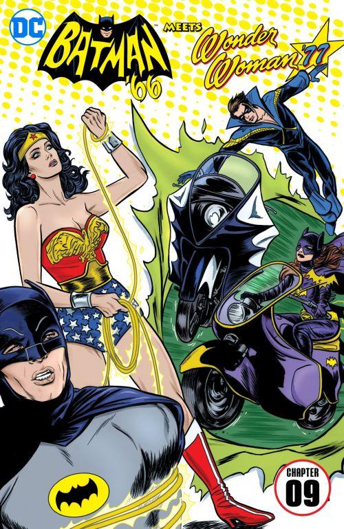 Batman '66 Meets Wonder Woman '77 #9 (2017)