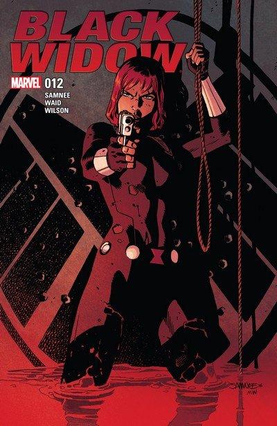 Black Widow #12 (2017)
