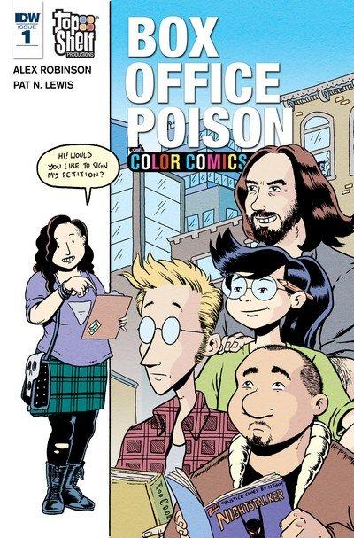 Box Office Poison Color Comics #1-2 (2017)