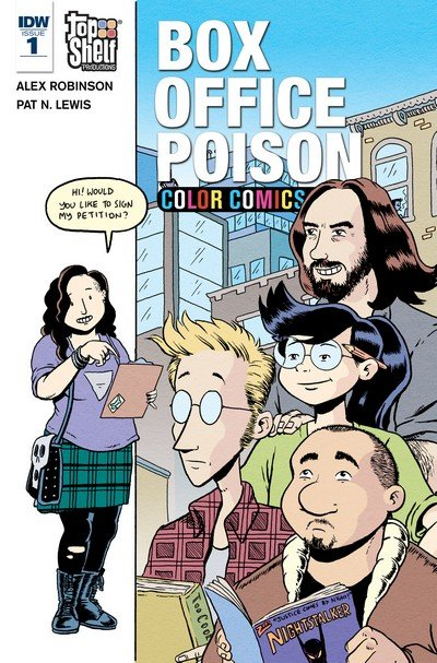 Box Office Poison Color Comics #1-2 (2017)
