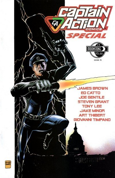 Captain Action Special #1 (2010)