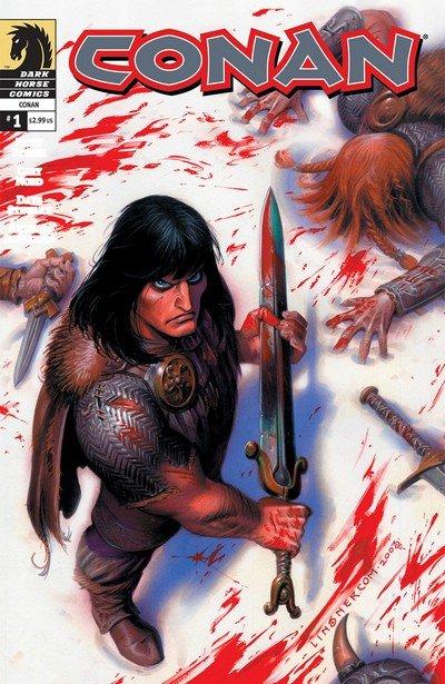 Conan #0 – 50 (2004-2008)