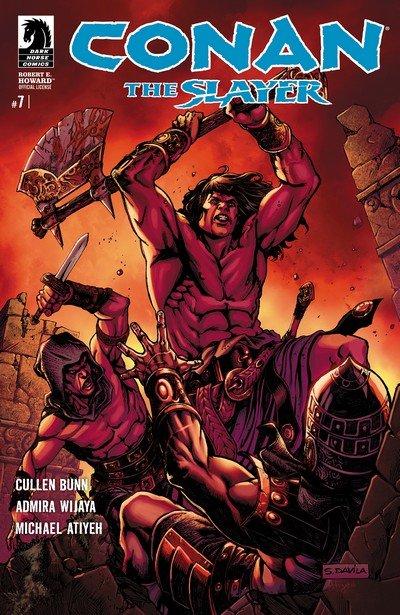 Conan the Slayer #7 (2017)
