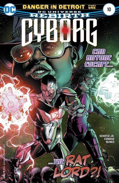 Cyborg #10 (2017)