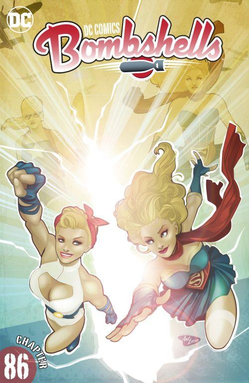 DC Comics – Bombshells #86 (2017)