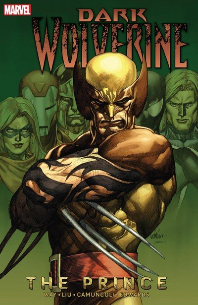 Dark Wolverine Vol. 1 – 2 (TPB) (2010)