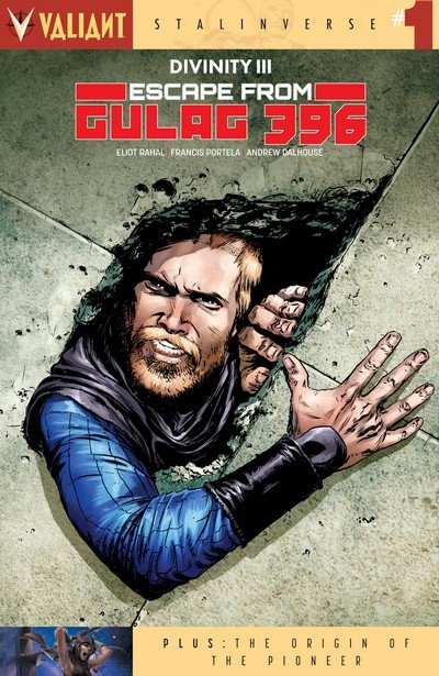 Divinity III – Escape From Gulag 396 #1 (2017)