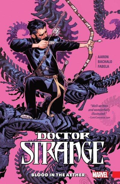Doctor Strange Vol. 3 – Blood in the Aether (2017)