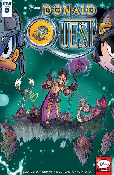 Donald Quest #5 (2017)