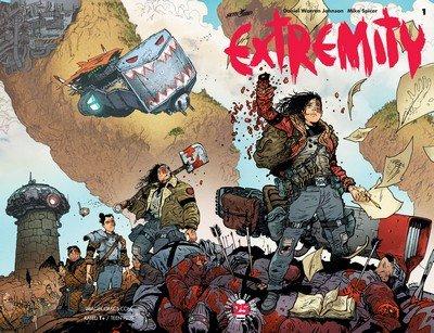 Extremity #1 (2017)