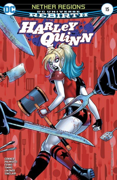 Harley Quinn #15 (2017)