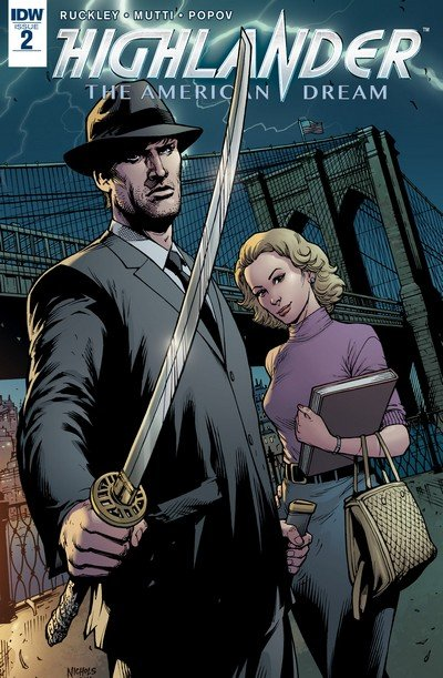 Highlander – The American Dream #2 (2017)