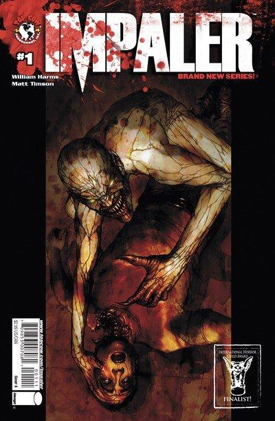 Impaler Vol. 2 #1 – 5 (2008-2009)