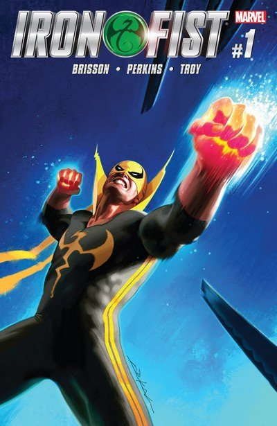 Iron Fist Vol. 5 #1 – 7 + 73 – 80 + TPBs (2017-2018)