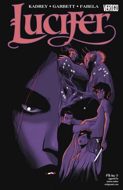 Lucifer #16 (2017)