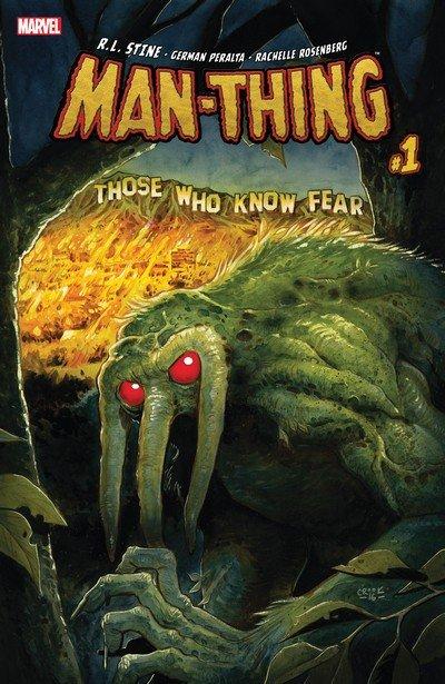 Man-Thing #1 (2017)