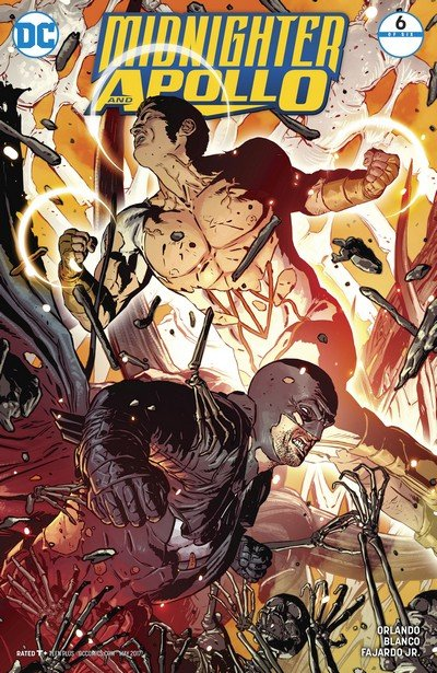 Midnighter and Apollo #6 (2017)