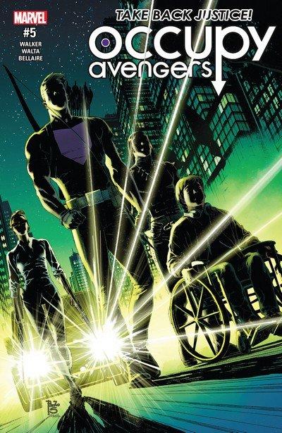 Occupy Avengers #5 (2017)