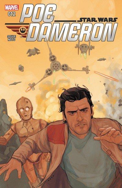 Poe Dameron #12 (2017)