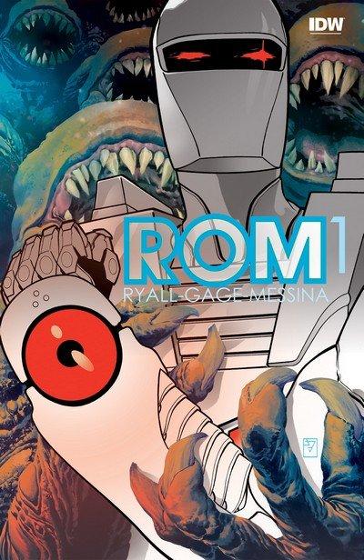 ROM #0 – 14 + Annual (2016-2017)