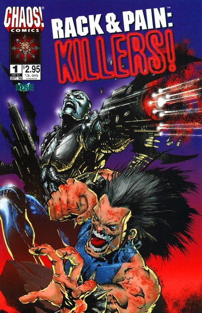 Rack & Pain – Killers! #1 – 4 (1994)