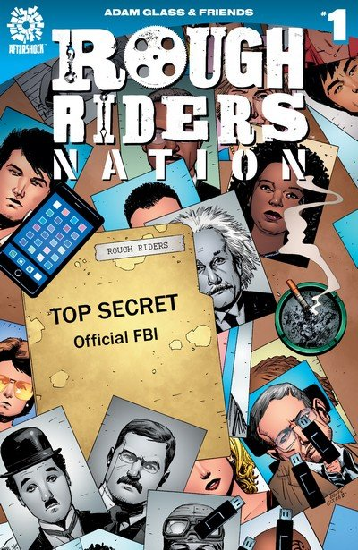 Rough Riders Nation #1 (2017)