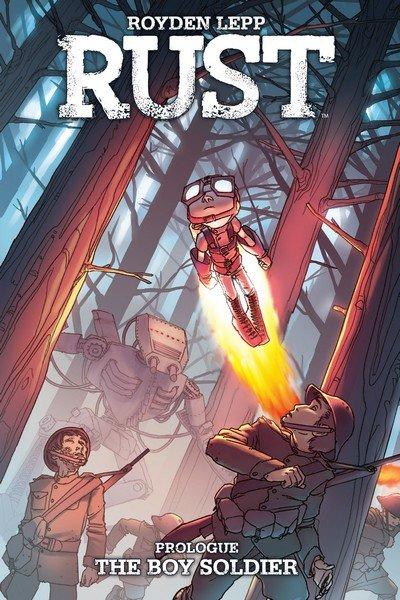 Rust Vol. 0 – 2 (2012-2016)