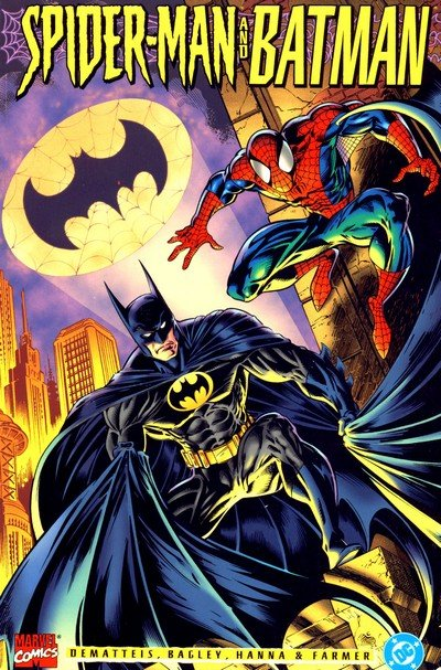 Spider-Man & Batman – Disordered Minds #1 (1995)