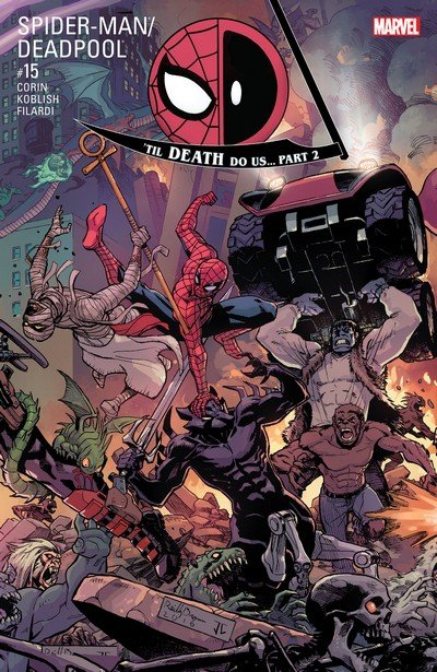 Spider-Man – Deadpool #15 (2017)