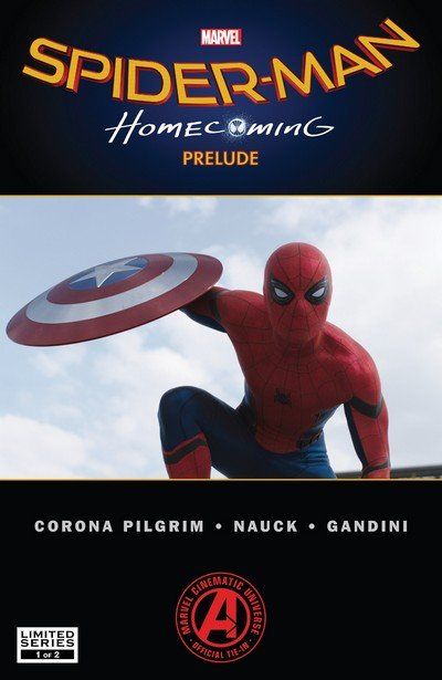 Spider-Man – Homecoming Prelude #1 (2017)