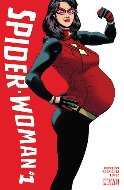 Spider-Woman Vol. 6 #1 – 17 (2016-2017)