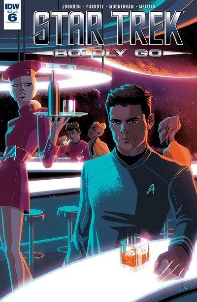 Star Trek Boldly Go #6 (2017)