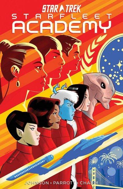 Star Trek – Starfleet Academy (2016)