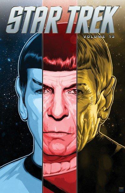 Star Trek Vol. 13 (TPB) (2016)