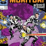 Strikeforce Morituri Vol. 1 #1 – 31 + TPBs (1987-1989)
