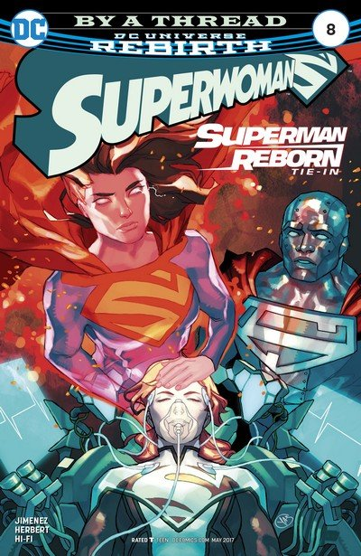 Superwoman #8 (2017)