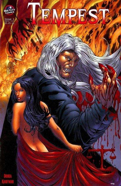 Tempest #1 – 7 (2007-2008)