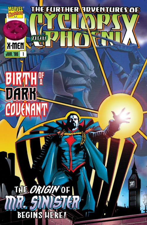 The Further Adventures of Cyclops and Phoenix #1 – 4 (1996)