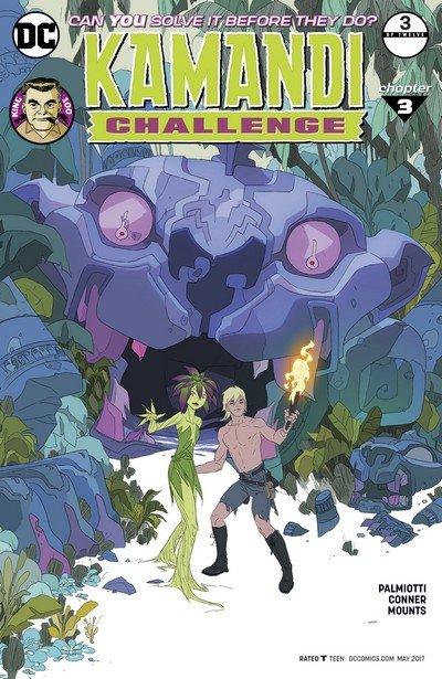 The Kamandi Challenge #3 (2017)