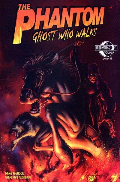 The Phantom – Ghost Who Walks #0 – 12 (2009-2010)