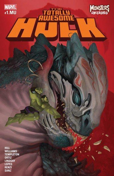 The Totally Awesome Hulk #1.MU (2017)