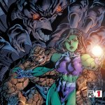 Thing & She-Hulk – The Long Night #1 (2002)