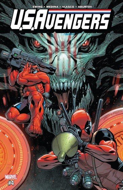 U.S.Avengers #4 (2017)