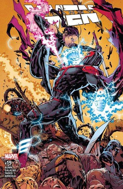 Uncanny X-Men #19 (2017)