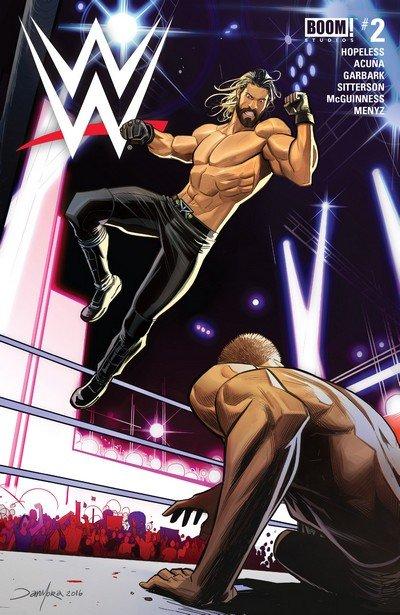 WWE #2 (2017)