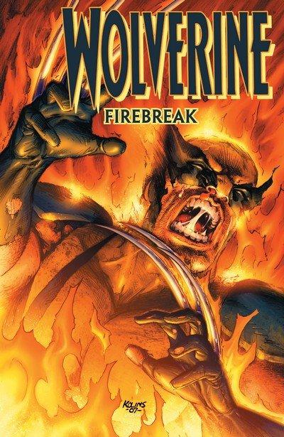 Wolverine – Firebreak #1 (2008)